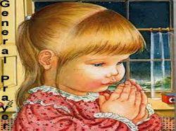 General Prayer